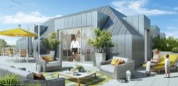 Terrasse programme neuf Ker Heol à Cancale
