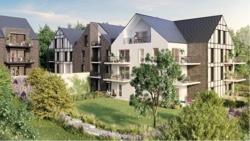 Programme neuf Le Clos de la Vicomté à Dinard par Bouygues Immobilier