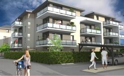 Programme neuf Domaine de Ginkgo Appartements par BIZEUL à Dinard