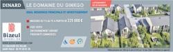 Publicité programme neuf Domaine du Ginkgo Maisons à Dinard