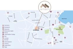 Emplacement programme neuf Acp Immo à Dinard