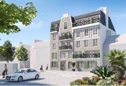 Programme neuf Villa Emeraude par URBA GREEN à Dinard