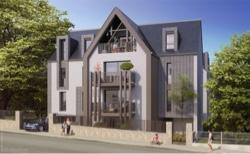 Programme neuf Villas Roche des Bois par LAMOTTE à Dinard