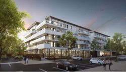 Boutiques et commerces programme neuf Agora Saint-Malo