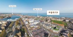 Photolocalisation programme neuf Agora à Rocabey