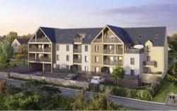 Programme neuf Villa Pauline par le Groupe GIBOIRE à Saint-Malo