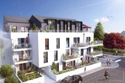 Programme neuf White Pearl par Promo Ouest Immobilier à Saint-Malo